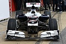 Williams races into 'grey areas' with 2013 car