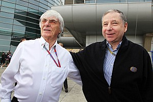 Formula 1 Breaking news Powerbokers Ecclestone, Todt, to meet Thursday