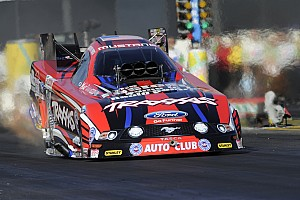 NHRA Preview Courtney Force eager to get back on the track at Phoenix