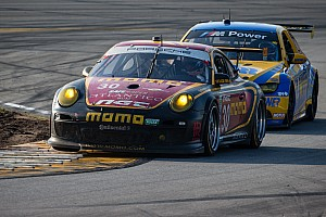 MOMO NGT discovers reason for Daytona 24H retirement