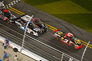 NASCAR Truck Race report Richard Childress Racing teammates finished 6th and 29th