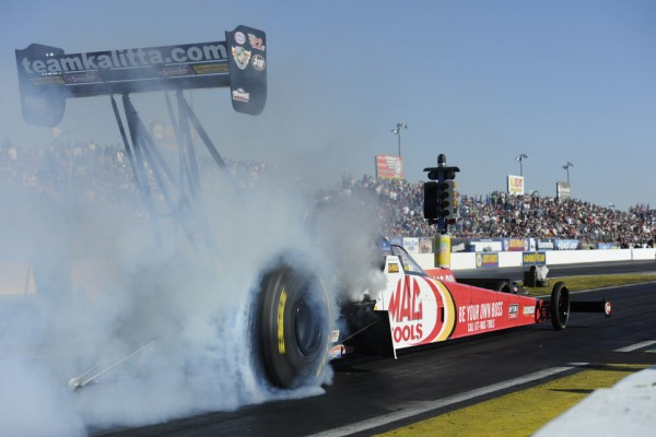Kalitta, Gray and Edwards claim No. 1 starting positions in Phoenix
