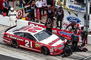 NASCAR Sprint Cup Race report Wood Brothers Racing look to Las Vegas after disappointing Daytona 500