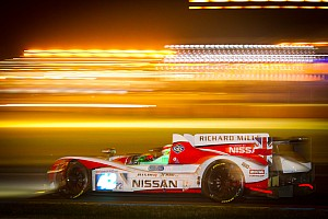 Le Mans Breaking news The Automobile Club de l'Ouest welcomes Nissan's new commitment to the Le Mans 24 Hours