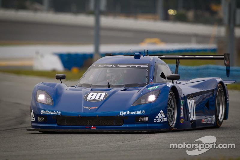 Spirit of Daytona Racing ready for debut in Austin