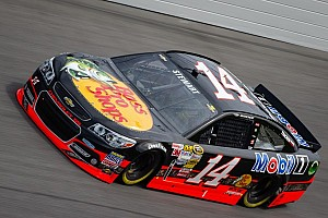 NASCAR Sprint Cup Interview Tony Stewart on the team's performance at Daytona and what he expects at PIR