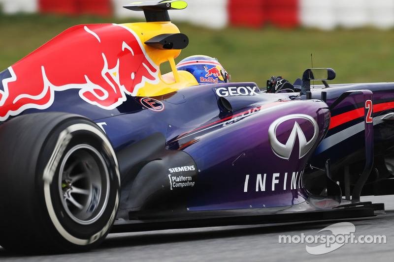 Webber not targeting 2013 retirement