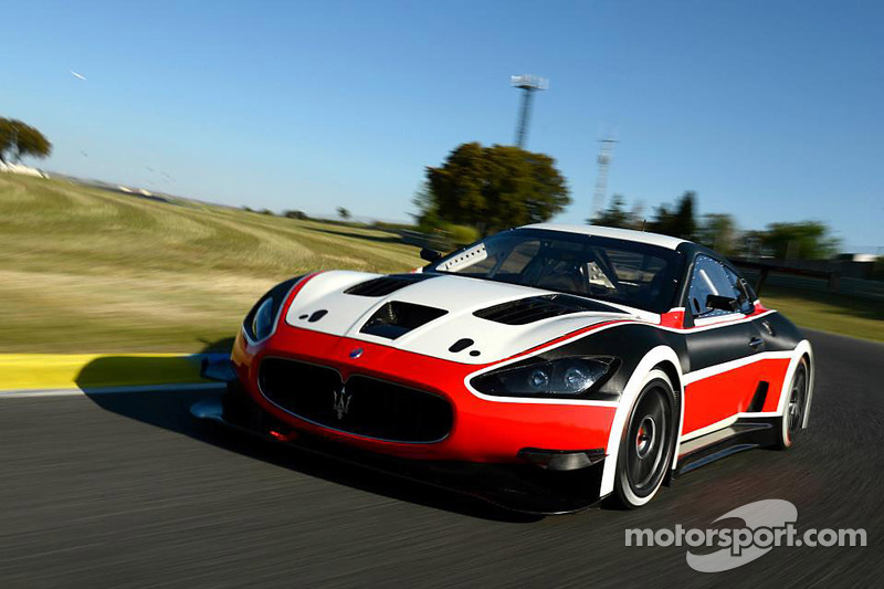Maserati GT3 homologated by FIA - Grand-Am next?