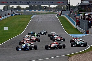 BF3 Breaking news SRO confirms solid interest in 2013 British F3 series