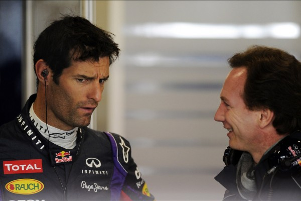 Webber not Vettel's number 2 - Mateschitz