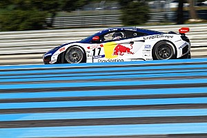 Blancpain Sprint Testing report Positive tests for Sébastien Loeb Racing at Paul Ricard