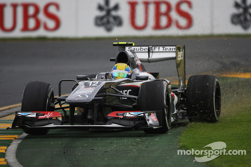 Season start for Sauber F1 Team had unexpected result