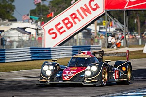 ALMS Race report REBELLION Racing on the final grabs LMP1 podium at the 12 Hours of Sebring