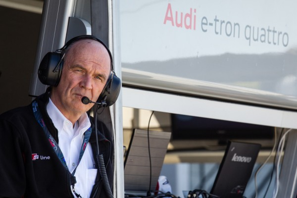 "Interview with Dr. Ullrich: ""It won't be the first time that Audi does battle against Porsche."""