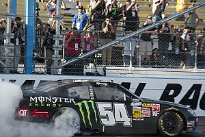 NASCAR Sprint Cup Preview Next stop for Busch is Auto Club 400