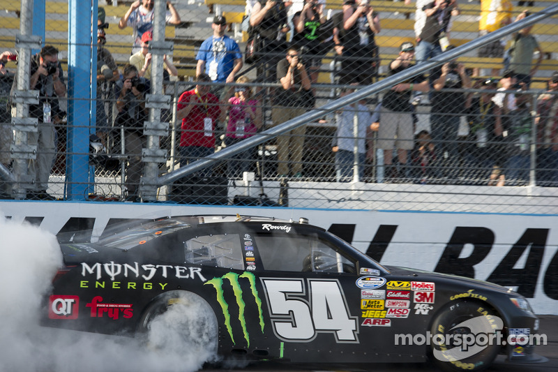 Next stop for Busch is Auto Club 400