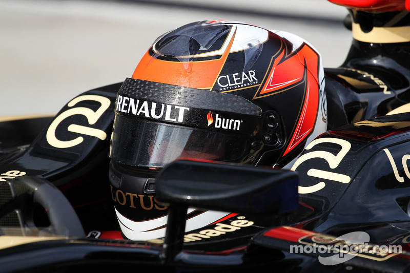 Lotus drivers quotes for Malaysian qualifying