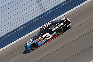 Austin Dillon earns a top-five finish in Fontana 300