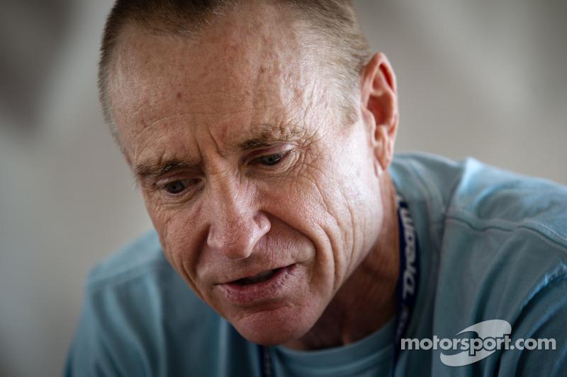 Martin will sub for Hamlin in the JGR Toyota