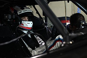 DTM Testing report Wittmann sets the fastest lap time on the final day of testing in Barcelona