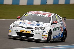 BTCC Race report Series back with a bang as Plato takes Brands double