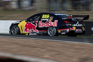 Supercars Race report Lowndes positive for tomorrow after incident