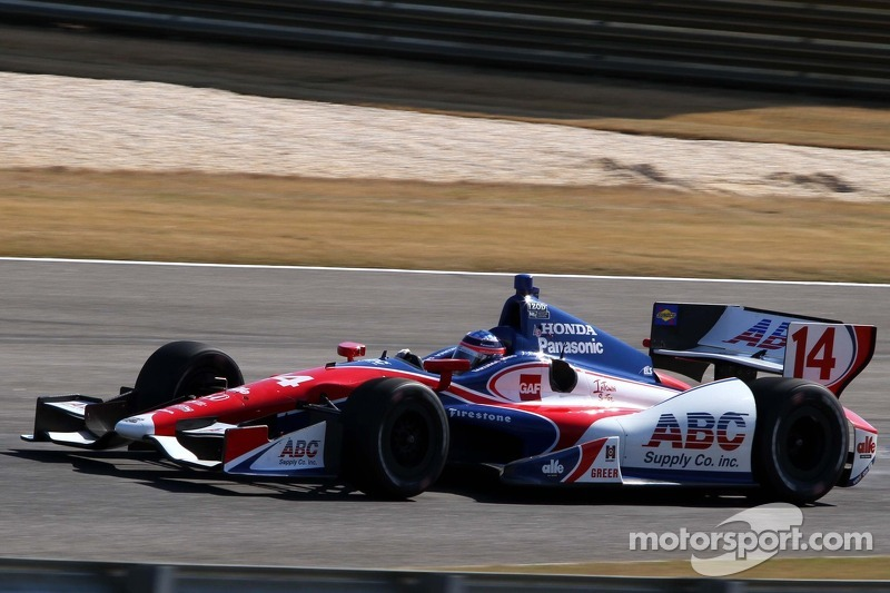 Incident ruined Sato qualifying at Barber