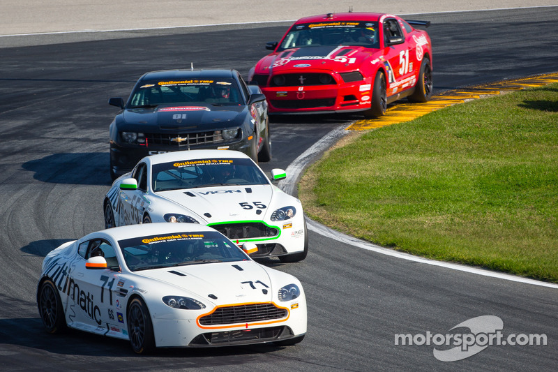 Michael Marsal takes top-10 in CTSCC at Barber Motorsports Park