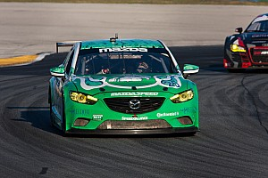 Grand-Am Race report Freedom Autosport finishes 1-2 in CTSCC ST race at Barber