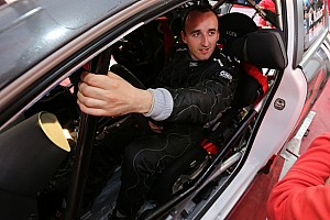 F1 return 'might not happen' - Kubica