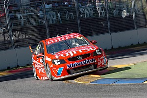 V8 Supercars Interview McLaughlin steals V8 show in Auckland