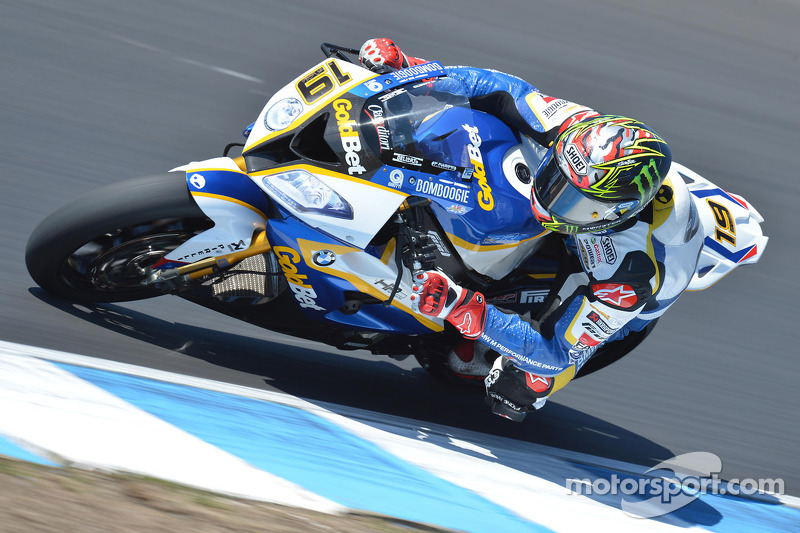Chaz Davies ends the Aragon round in perfect fashion