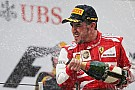 Alonso 'just the best' - Weber 