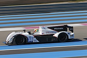 European Le Mans Race report Zytek wins first race of the European season at Silverstone