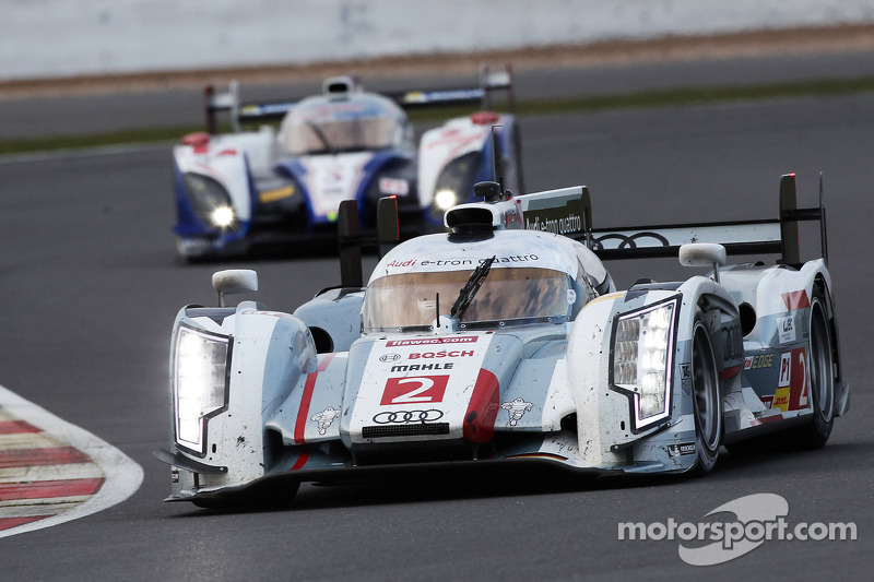 Audi gets off to a flying start on 2013 FIA World Endurance Championship