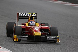 GP2 Practice report Leimer leads Sakhir free practice