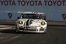WeatherTech Porsche on Pole in GTC at Long Beach