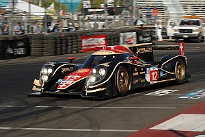 ALMS Qualifying report Rebellion Racing ace Neel Jani takes Long Beach pole