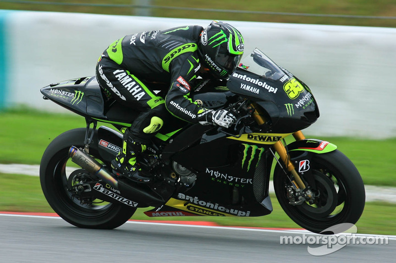 Crutchlow close to front row in Texas