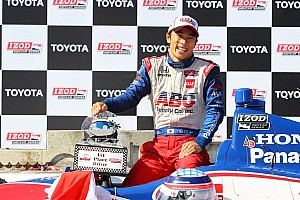 IndyCar Race report Sato in perfect run at Long Beach