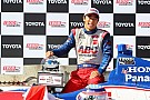 Sato in perfect run at Long Beach
