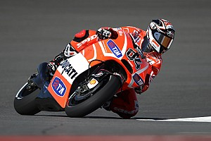 MotoGP Race report Both Ducati riders finished in top-ten at Texas