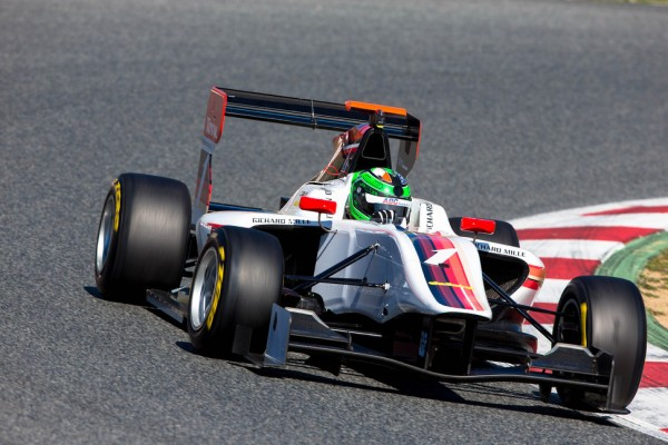 Conor Daly is back with ART Grand Prix for 2013 season