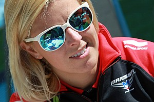 Testing resumes at Duxford after de Villota crash