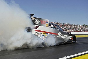 NHRA Qualifying report Pedregon, Kalitta, Coughlin and Arana lead first qualifying round at Baytown