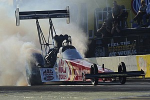 NHRA Qualifying report Rain in Texas cancels SpringNationals Saturday qualifying in Baytown