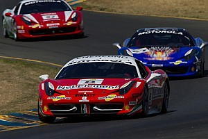 Ferrari Race report From Interlagos to Sonoma, the North American Challenge series heats up