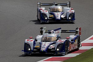 WEC Practice report Frustration at Francorchamps for Toyota Racing