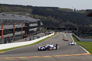 WEC Race report Eventful race for Toyota Racing at Spa