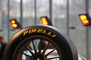Formula 1 Breaking news Drivers to get 'prototype' tyre for Friday action in Barcelona